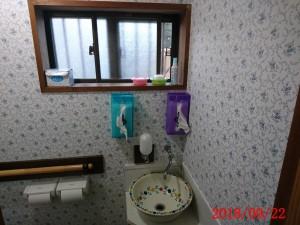 軽石トイレ6